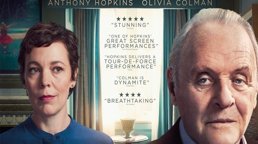 Anthony Hopkins ganha Óscar em filme sobre demência