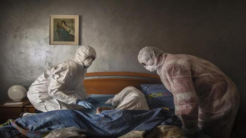 Exposições do Estação Imagem em Coimbra retratam pandemia