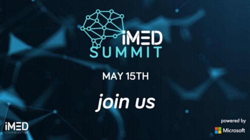 iMED Summit e iMED Conference a 15 de maio