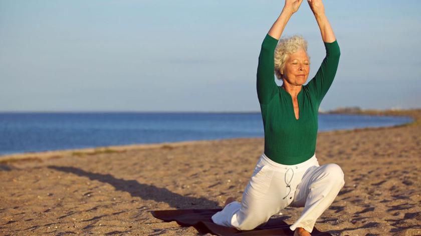 Porque deve praticar ioga?