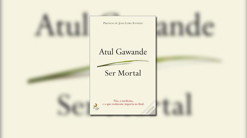 """Livro """"Ser Mortal"""" fala sobre a realidade do envelhecimento"""