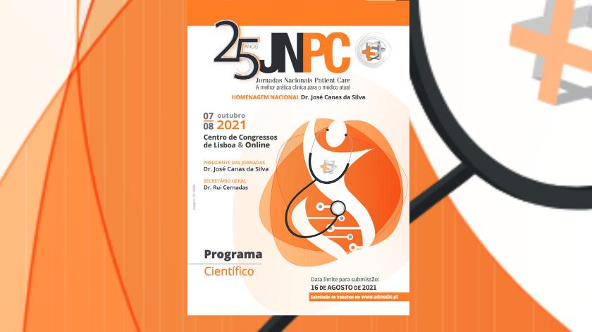 25ª Jornadas Nacionais Patient Care