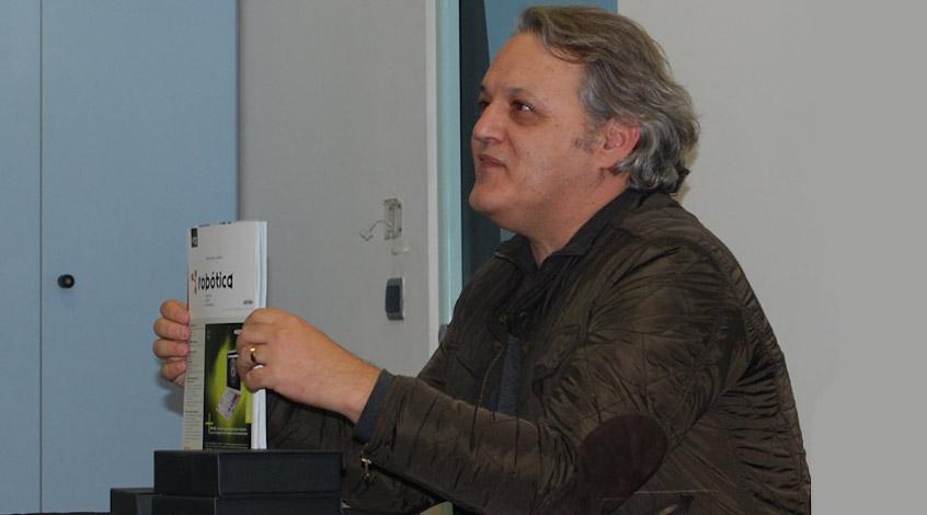 Revista Robótica manifesta pesar pela morte do Prof. Norberto Pires