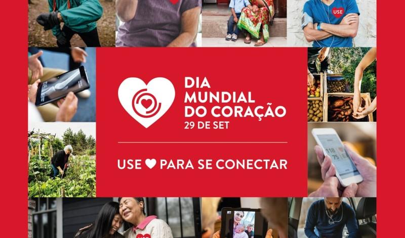 Hoje é Dia Mundial do coração